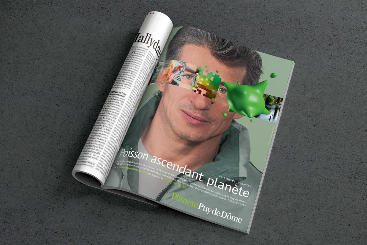 Annonce presse Planète Puy-de-Dôme
