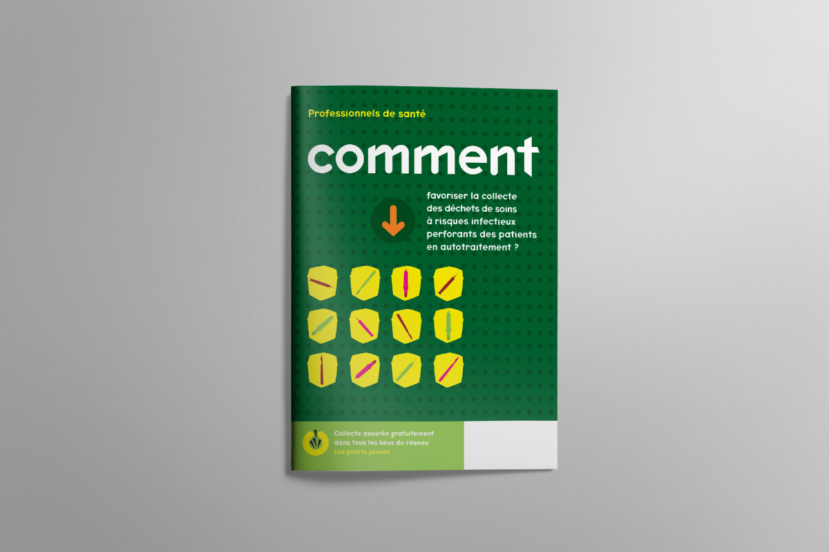 Livret communication déchets à risques ADEME